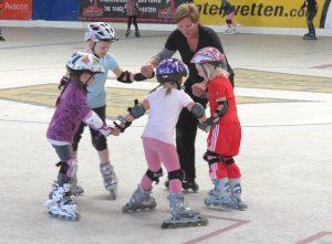 Inlineschule im Eisstadion Mellendorf